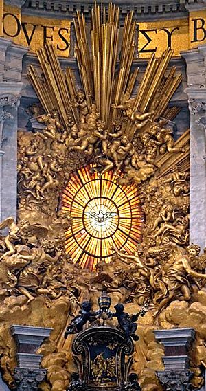 St. Peter's Sun Symbol