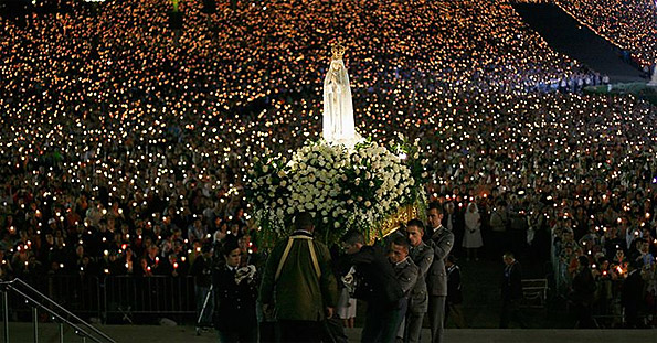 Catholic Our Lady Of Fatima